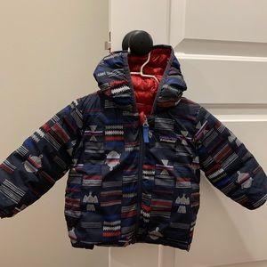 Patagonia Reversible Down Sweater Hoodie
